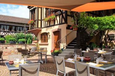 Restaurants partenaires alsace terroir - Restaurant la table de mittelwihr ...